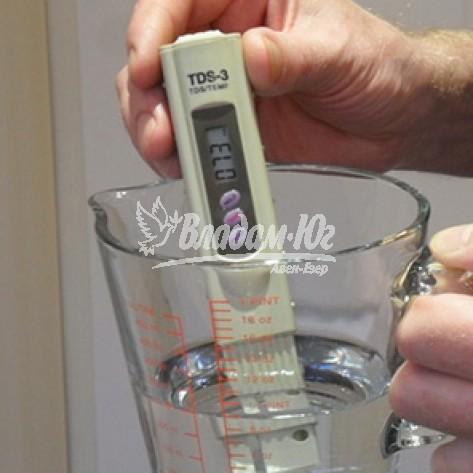 Аналіз кислотності грунту та води